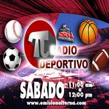 Pi Radio Deportivo programa °Sábado 5 de Mayo 2018° - Emisión Alterna