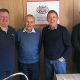 Leyland Festival Radio Breakfast Show with Phil Gough 16 Feb 2016 (+ interview with Lloyd Thompson)