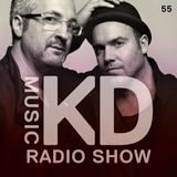 KDR055 - KD Music Radio - Kaiserdisco (Live at Sake Club in Madrid, Spain)
