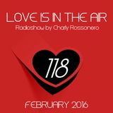 LOVES # 118 BY CHARLY ROSSONERO (February 2016)