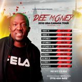 DJ DEE MONEY USA/ CANADIAN TOUR PROMOTIONAL MIX