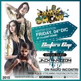 #05# SISTERS CAP + JACK MAZZONI // RADIO SHOW // WINTER EDITION // 04.12.2015