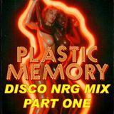 Hi-NRG Italo Disco Dance Mix 1 - various artists non-stop 80s mix [plastic memory]