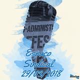 Espaço Sindical - 29 de março de 2018