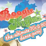 King Waggy Tee Boogie Nights Ultimate 70s & 80s Party!