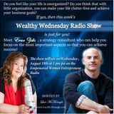 Wealthy Wednesday with guest Evan Zislis from Intentional Solutions