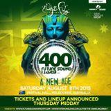 Bjorn Akesson B2B Mohamed Ragab live @ FSOE 400, Australia (Festival Hall, Melbourne) – 08.08.2015
