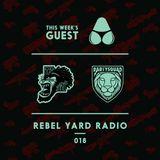 THE PARTYSQUAD PRESENTS - REBEL YARD RADIO 019