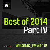 WILSONIC_FM: Best Of 2014 – Part IV – SLOVAK ONLY – 25.01.2015