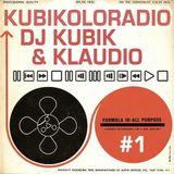 KUBIKOLORADIO... LA RADIO QUI COLORE TA MUSIQUE AVEC DJ KUBIK &  KLAUDIO