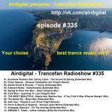 Airdigital - Trancefan Radioshow #335 2018-02-01