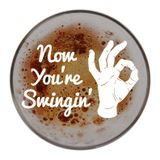 Now You're Swingin' Episode 14 Part 1 - Guest Killian 'Redmonk' Redmond