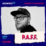 P.A.F.F. @ SnowFest Festival 2018 Poland