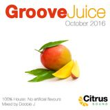 Groove Juice Mango - October 2016