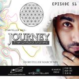 Journey - 51 Storyteller March Mix on Cosmos Radio [ 02.03.18]