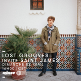 Lost Grooves Radio Show #28 Rinse Fr (special guest Saint James / Eastern Sounds Festival)