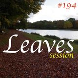 Leaves session