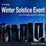 UCHU set for DI.FM radio Winter Solstice Event