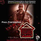 Cranium titanium 20170403 Feat. Basement Torture Killings