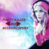 ☆☆☆Killer - PartyMix ☆☆☆.2015-MIxed:Dj Spohn