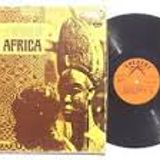 Anthology of Music Of Black Africa LP
