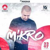 MIKRO @ Parking Stage, Sunrise Festival Poland (22-07-2017)