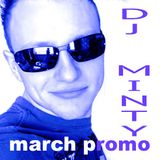 March Promo - mixed by DJ MINTY