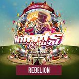 Rebelion @ Intents Festival 2017 - Warmup Mix