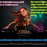 dj parker-www.amnesia-radio.com avin it london techno mix 08/03/13