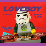 LOVEBOY Feb-2016 Compiled & Mixed BY Stephen Love