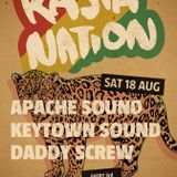 Daddy Screw @ Rasta Nation #26 (Aug 2012) part 3/6