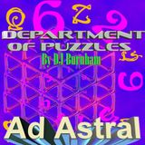 Ad Astral Science Fiction Podcast Episode 24: The Department of Puzzles
