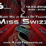 Miss Swizz ProgressiveTranceMix April2014