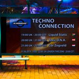 Toxic D.N.A exclusive radio mix Techno Connection UK Underground FM 31/05/2019