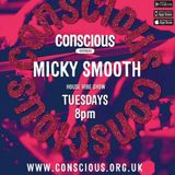 The House Vibe Show with Micky Smooth 3-10-2017 -  Soulfully Deep House Mix!!