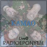 Kamao Live@RadioEponyme  //  04.18