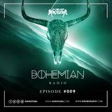 AfroTura - BohemianRadioShow #009