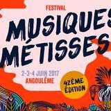 Présentation du festival Musiques Métisses 2017 avec P.Duval le programmateur musical