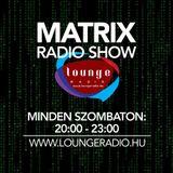 Matrix Radio Show 001 live mix by Invoice 2013.06.01.