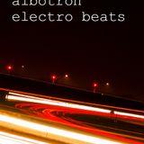 albotron - electro beats - vinylmix
