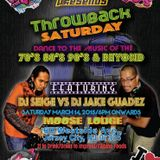 ThrowBack Mixes 3 (From Sets on Y101FM Party Patrol)
