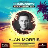 Alan Morris @ Luminosity Beach Festival 2018, Bloemendaal/NL