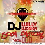 DJ Willy Wonka - SOCA FACTORY VOL 3