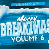 DJ David Marquez - Christmas Radio Mixtape for Breakz.FM Radio