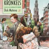 Dick Matena wekt oeuvre Simon Carmiggelt in beeldverhaal tot leven