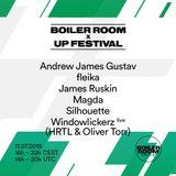 Magda @ Boiler Room X UP Festival - 11 July 2019