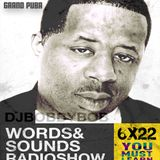 WORDS&SOUNDS RADIO SHOW 6x22 (2016)