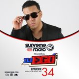 Supreme Radio Episode 34 - DJ EGO
