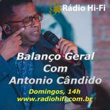 Balanço Geral - Com Antonio Cândido - Edição 2