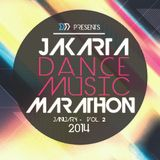 Jakarta Dance Music Marathon Mix Vol 002 (DJ sTp) EDM ONE NATION Pres.